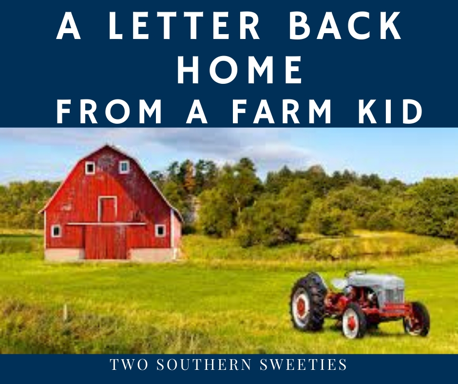 This is a letter that a new Marine sent home to the family back on the farm. It will warm your heart in more ways than one. | Marines | Farm Life | Military |