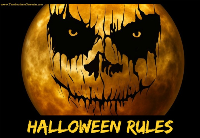Halloween Rules