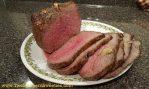 BEST Roast Beef Ever