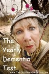 Yearly Dementia Test