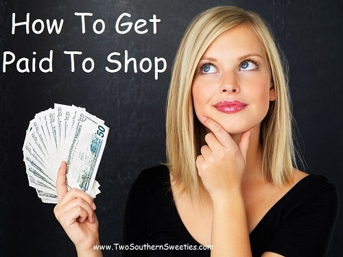 How To Get Paid To Shop and Save Your Money