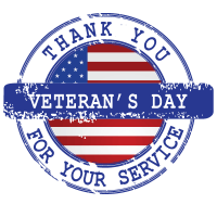 Veterans Day Deals Listed By State