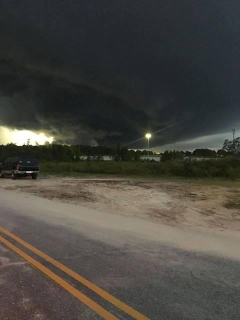 Tornado - Monday September 17 2018