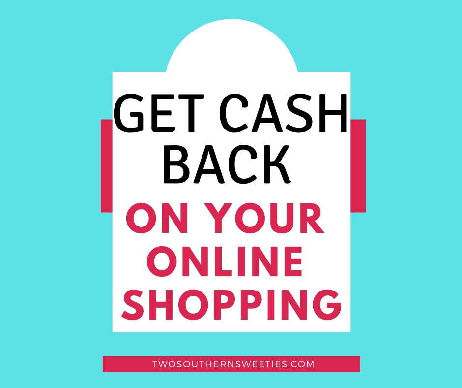 How To Get Cash Back On Your Online Shopping - Since we are all shopping online during this quarantine and shelter in place while the virus is going around, you may as well get cash back on those online purchases. #onlineshopping #moneytips