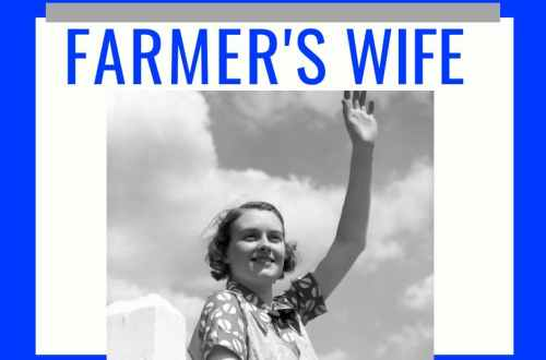 This Advice From A Farmers Wife is wise, insightful and helpful. Perhaps you have heard some of these tips but I'm sure everyone can learn something from it | Southern | Southern Ways | Southern Lifestyle | Farm | Farm Living | Farm Life