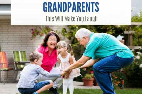 Have you ever wondered what children really think of their grandparents? Well this will give you an idea and a laugh. #grandparents #children