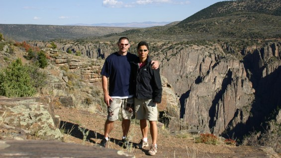 Black Canyon of the Gunnison National Park - Colorado