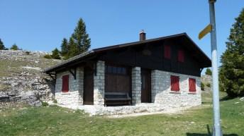 Cabane du Grand Cunay - Vaud - Suisse