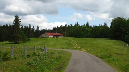 Perroude du Vaud - Marchissy - Vaud - Suisse