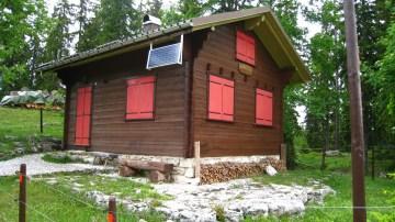 """Chalet privé """"Le Ranch de la Pierre à Lièvre"""" - Le Chenit - Vaud - Suisse"""