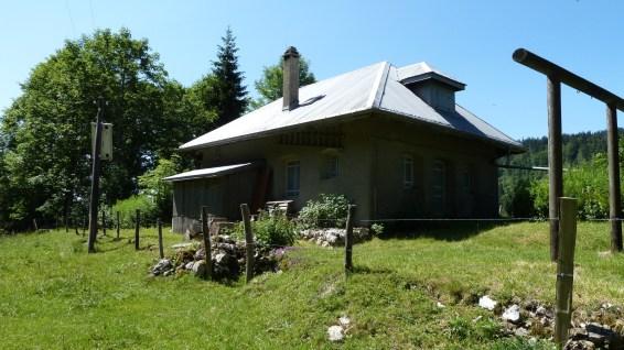 Les Ordons - Montricher - Vaud - Suisse