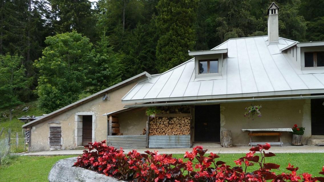 Combe au Roc - Arzier-Le Muids - Vaud - Suisse