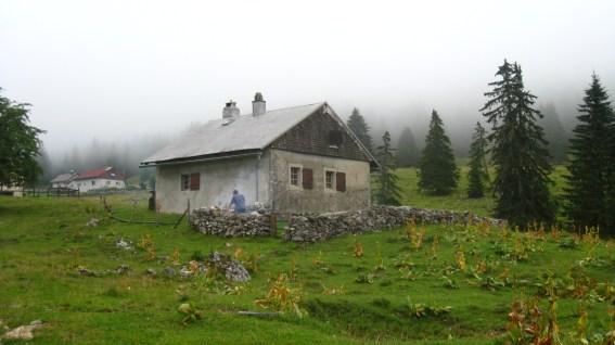 Fromagerie des Loges - Arzier-Le Muids - Jura - Vaud