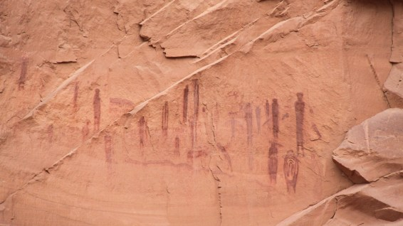 Horseshoe Canyon - Emery County - Utah