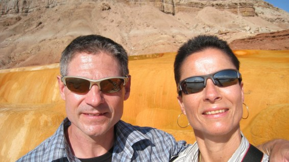 Crystal Geyser - Green River - Utah