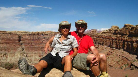 Confluence Overlook - Needles - Canyonlands National Park - Utah