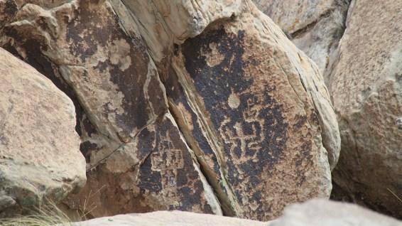 Puerco Pueblo - Petrified Forest National Park - Arizona