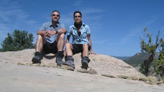 El Morro National Monument - New Mexico
