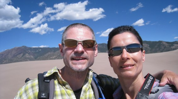 Great Sand Dunes National Park and Preserve - Colorado