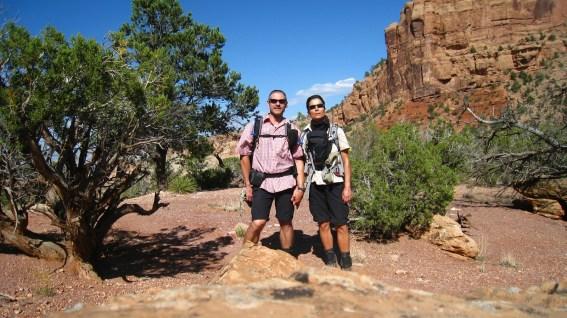Devils Canyon Trail - McInnis Conservation Area - Colorado