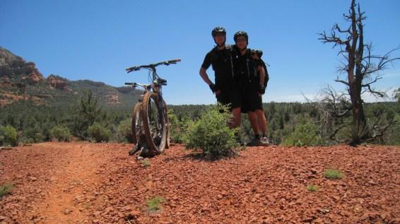 Dead Man Pass Trail - Sedona - Arizona