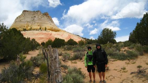 Between Kanab and Mount Carmel - Hwy 89 - Utah