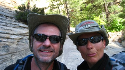 Echo Canyon - Zion National Park - Utah