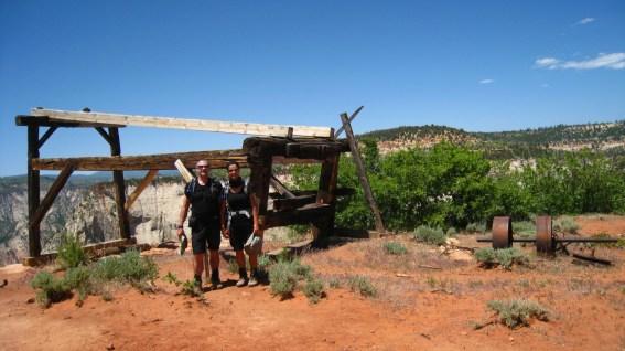 Cable Mountain - Zion National Park - Springdale - Utah