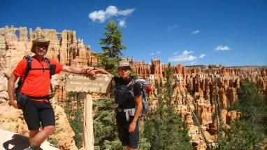 Windows Wall - Bryce Canyon National Park - Utah