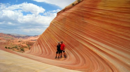 The Wave - Coyote Buttes - Arizona