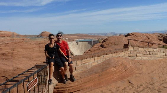Glen Canyon Dam - Page - Arizona