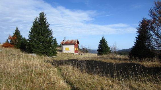 La Blondinette - L'Abbaye - Vaud - Suisse