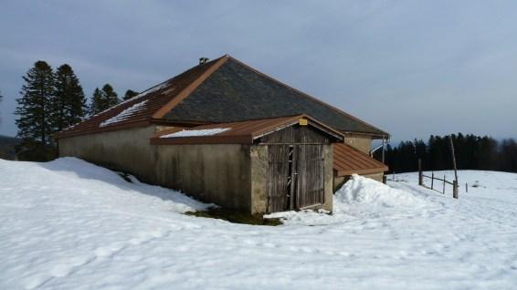 Les Orgères - Arzier-Le Muids - Vaud - Suisse