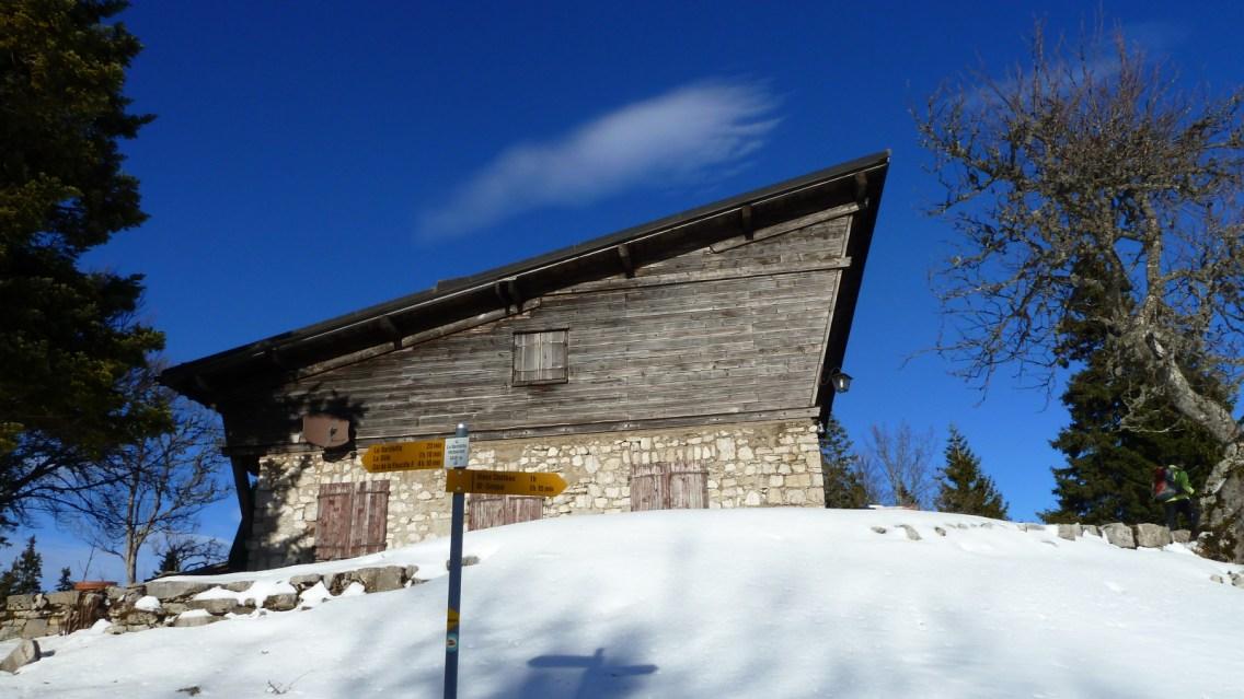 Restaurant de la Barilette - Vaud - Suisse