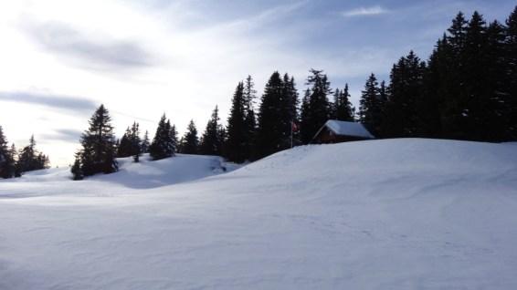 L'aurore – Vaud – Suisse