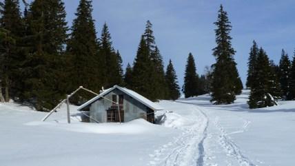 Cabane du Servan - Vaud - Suisse