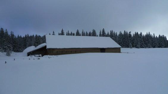 Chalet de la Neuve - Le Chenit - Vaud - Suisse