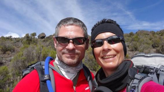 Zebra Rocks - Mount Kilimanjaro National Park - Tanzania