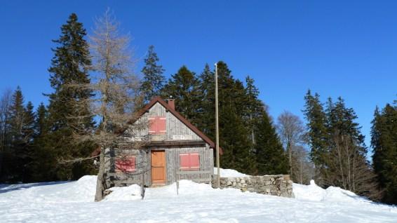 Cabane de Rochefort - Vaud - Suisse