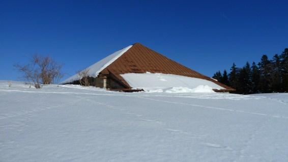 Chalet Derrière - Vaud - Suisse