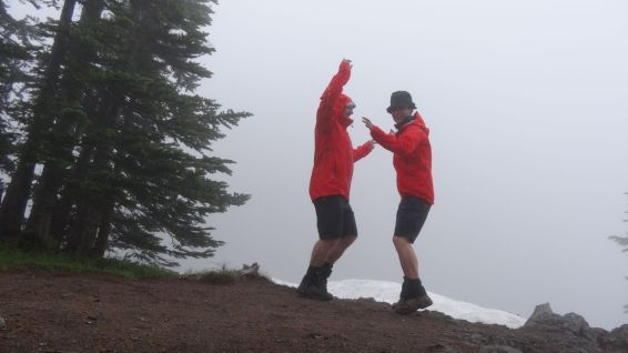 Eagle Peak - Mount Rainier National Monument - Washington