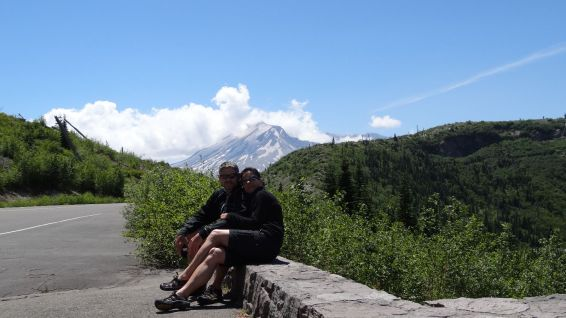 Donnybrook - Mount St Helens National Volcanic Monument - Washington