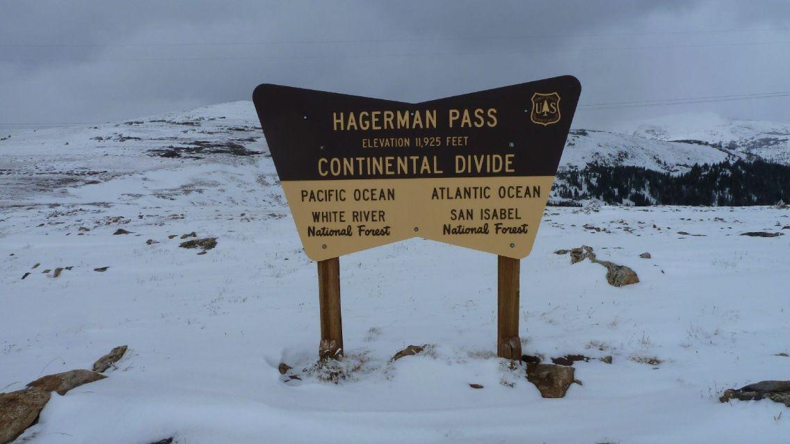 Hagerman Pass - Leadville - Colorado - États-Unis