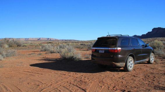 Butler Wash road - Cedar Mesa - Utah