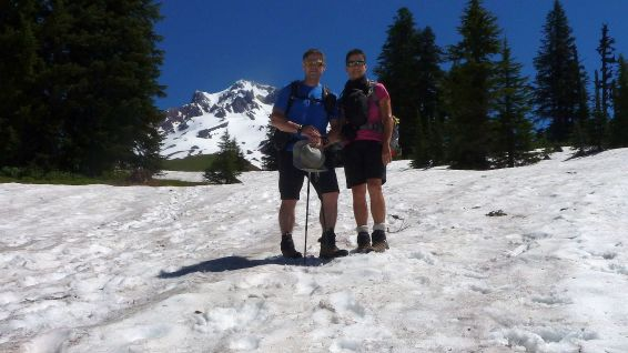 Paradise Park - Mount Hood - Oregon