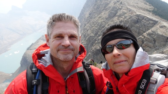 Glacier Overlook - Glacier National Park - Montana