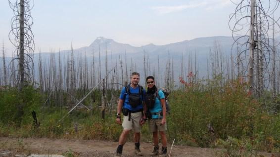 Switcurrent Pass Trail - Glacier National Park - Montana
