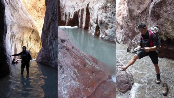 Arizona Hot Springs - Lake Mead NRA - Arizona - États-Unis
