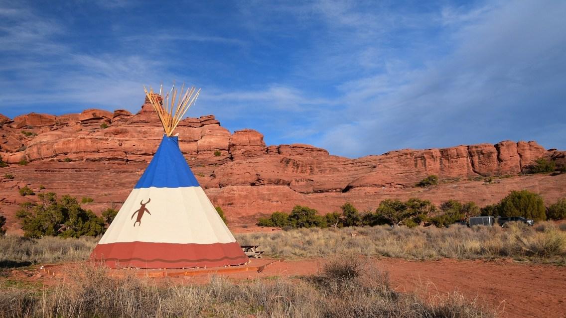 Needles Outpost Campground - Monticello - Utah - États-Unis