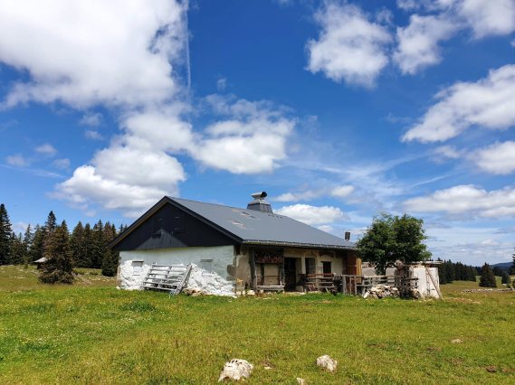 Chez Bonarparte - Arzier-Le Muids - Vaud - Suisse